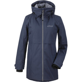 DIDRIKSONS Helle 3 Parka Femme, dark night blue